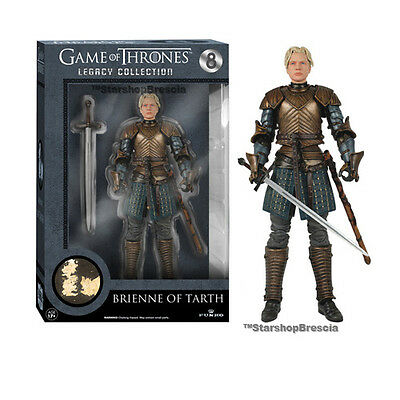 Game Of Thrones Legacy Collection Series 2 Brienne de Tarth Funko