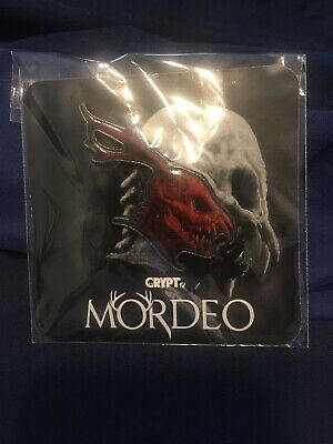 LOOT FRIGHT *Midnight Snack* Exclusive Mordeo Pin