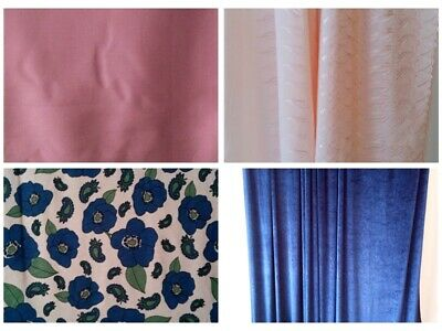 Fashion Apparel Fabric By the Piece Knit, Wovens, Stretch Sateen~UPICK