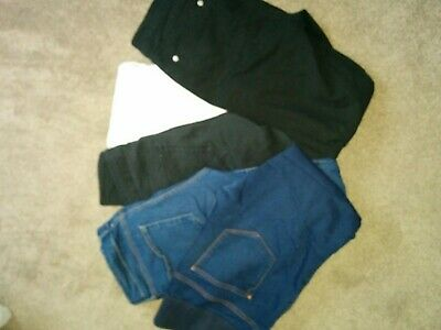 Maternity Jeans Bundle Size 10. Topshop.New Look. Debenhams