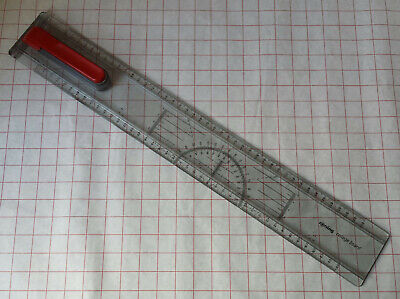 Rotring A3 College Drawing Board Parallel Rule (Ruler only) REPLACEMENT PART