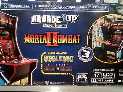 Arcade1 Up Mortal Kombat Arcade Machine. Brand New. Ready To Ship!