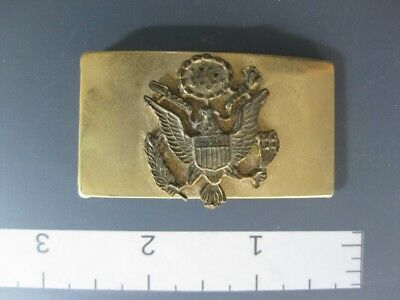Vintage Great Seal of the United States Belt Buckle