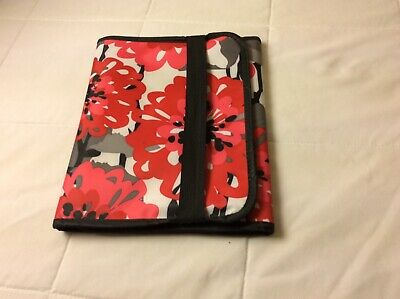 Thirty One 31 Fold it up Organizer - Bold Bloom  Retired No Notepad
