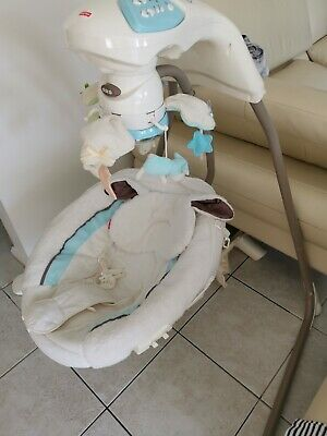 Fisher Price My Little Lamb Cradle And Swing - Baby Swing