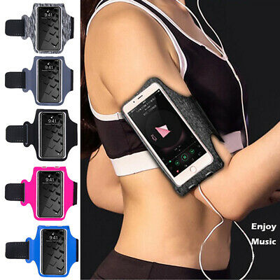 Armband Arm Band Bag Sports Running Jogging Gym For iPhone X/8p/7p/6/6sPlus