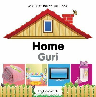 My First Bilingual Book - Home - English-urdu by Milet Publishing 9781840596519