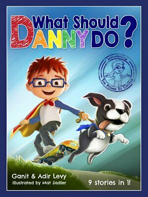 What Should Danny Do?...by Adir Levy HARDCOVER 2017