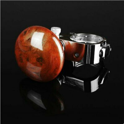 Car Auto Steering Wheel Power Handle Ball Hand Control Power Handle Grip Knob%7@
