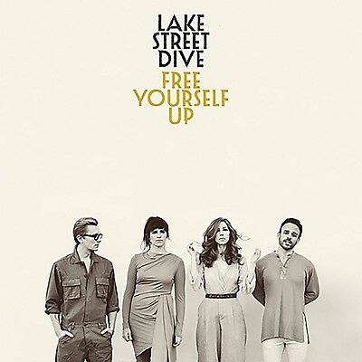Lake Street Dive - Free Yourself Up [New CD]