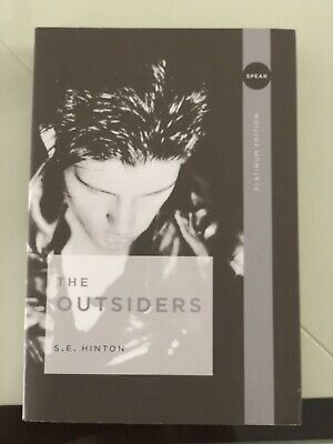 The Outsiders by S. E. Hinton (Paperback, 2006)