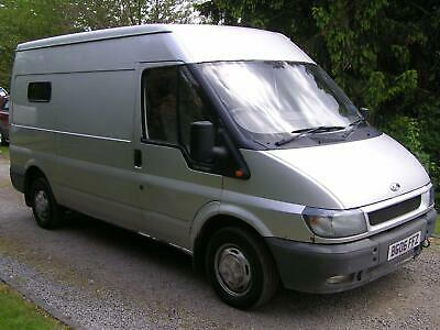 FORD TRANSIT 2.0 TDCi 100 280 MWB MEDIUM ROOF NO VAT LONG MOT ONE COMPANY OWNER