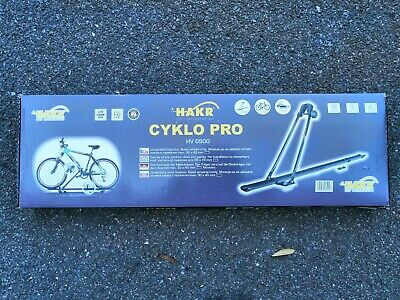 HAKR Cyklo Pro Cycle Carrier Roof Mounted Bike Bicycle Car Rack Holder