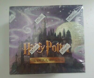Harry Potter TCG Base Set Booster Box Brand New Sealed WOTC 36 Trading Card Game