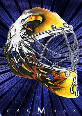 2001-02 Between the Pipes The Mask #14 Ed Belfour