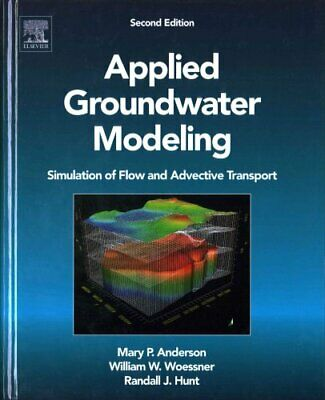 Applied Groundwater Modeling Simulation of Flow and Advective T... 9780120581030