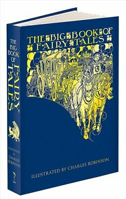 The Big Book of Fairy Tales by Walter Jerrold 9781606601198   Brand New