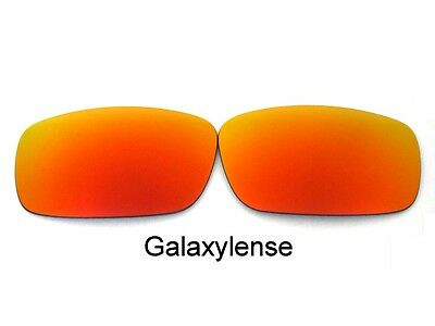 44a83e61c6c2 Galaxy Replacement Lenses For Oakley Drop Point Sunglasses Red Polarized