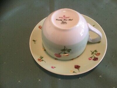 Royal Albert Country Rose Bud Cup and Saucer