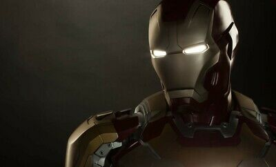 Life-Size Bust by Sideshow Iron Man Mark 42