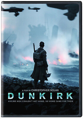 NEW Dunkirk (DVD, 2017, 2-Disc Set, Special Edition) Wide Screen