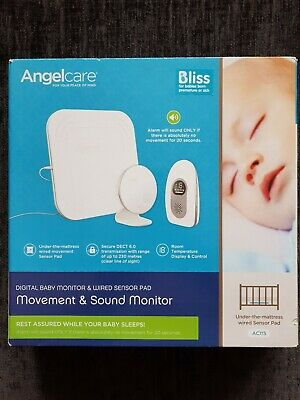 Angelcare AC115 Baby Movement Monitor & Sound