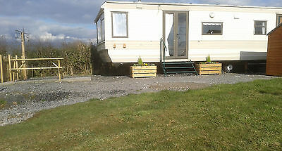 Holiday Caravan nr Tenby-Pembrokeshire.Quiet country location - Aug 17th -24th