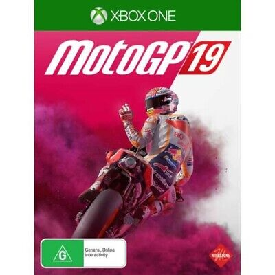 MotoGp 19 Xbox One (Download /Read Description before buying)