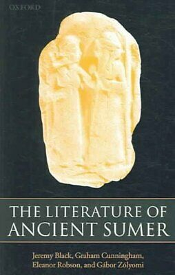 The Literature of Ancient Sumer by Oxford University Press (Paperback, 2006)