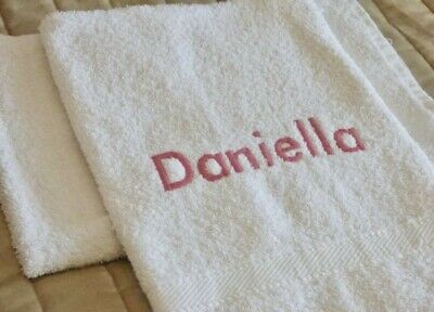 Personalised children's towels