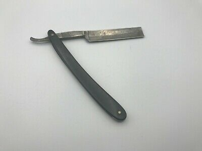 Vintage Antique Carbo Magnetic No. 60 Griffon Germany Straight Razor German B8