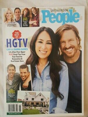 People Special Edition Magazine The Best of HGTV (2019) NEW