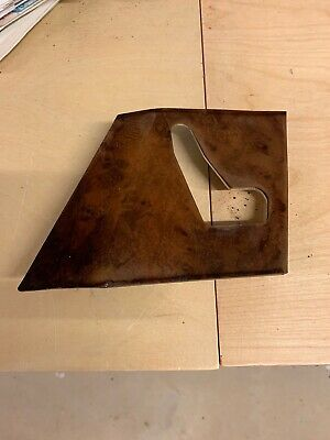 Mercedes R129 SL Door Electric Power Seat Wood Trim Cover Right LH 1297270311