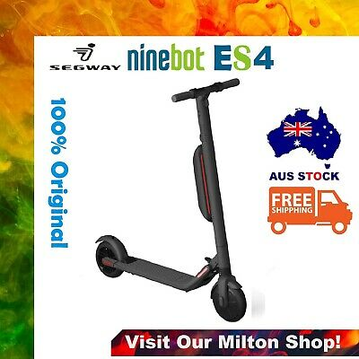 Ninebot Segway ES4 Electric scooter 700W max. 2019 Model FREE POST!!