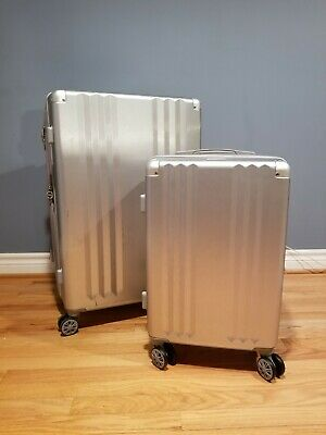 dadf3f23f ... Carry On Rose Gold Expandable Luggage 8 Wheel Spinner Travel Bag.  $59.99 Buy It Now 14d 13h. See Details. Calpak Ambeur 2-Piece Luggage Set -  Silver