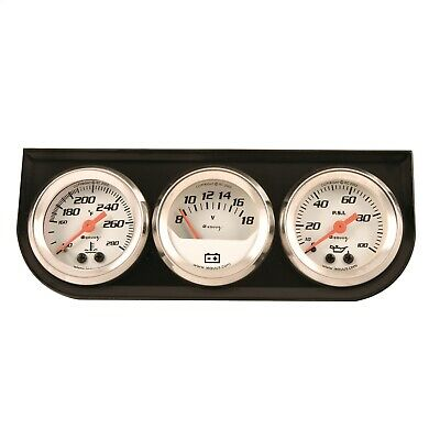 Equus 5100 5000 Series Triple Gauge Set