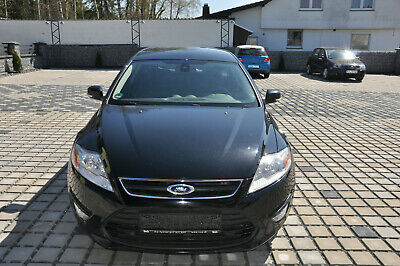 Ford Mondeo 4 BA7 Turnier Business PowerShift TÜV 3/2021