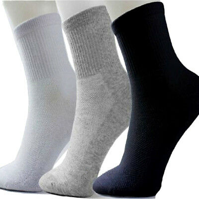 5 Pairs Men's Warm Socks Winter Thermal Casual Soft Cotton Sports Sock 2019 New