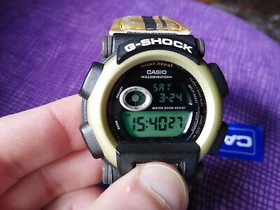 ff6e8e78558c RELOJ CASIO VINTAGE G-Shock Dw-6697 Code Name Japan Watch Nos New ...