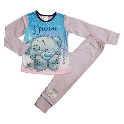 Girls Tatty Teddy Kids Me to You Long Pyjama Sizes from 5 to 12 years