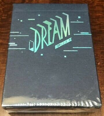 Dream Recurrence: Deja Vu LIMITED 1/500 Playing Cards Reverie Exuberance Deluxe