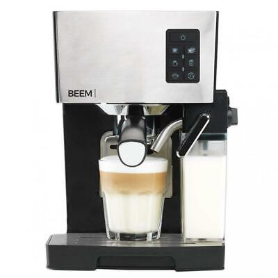 BEEM Germany Espresso & Cappuccino Maker Machine with Automatic Milktank for...