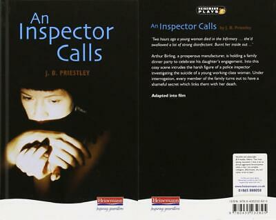 An Inspector Calls (Heinemann Plays For 14-16+) Hardcover – 12 Jan 1993
