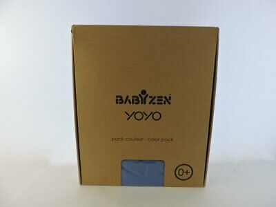 Babyzen YOYO Plus 0+ Colour Pack Blue Canopy Pushchair Stroller Baby Accessory-