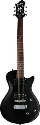 Hagstrom Ultra Swede ESN Electric Guitar 2019 Black Gloss NEW