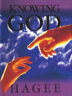 Knowing God - Vol 1-3 ( 11 Dvds ) - John Hagee - Rare Series