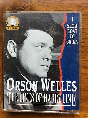 Orson Welles. The Lives of Harry Lime. Double Cassette.