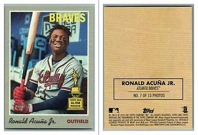 2019 Topps Heritage Cloth Sticker Insert Singles U Pick Complete Your Set