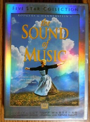 The Sound of Music (2 DVDs, Digitally THX Mastered 5 Star Collection) TESTED