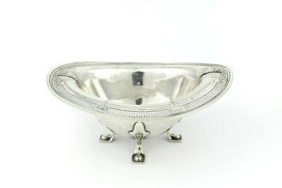 F.M. Whiting Sterling Silver Footed Candy/Nut Dish